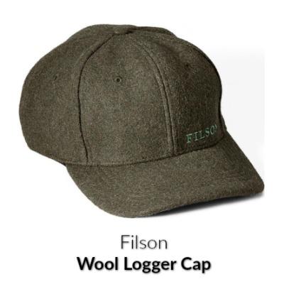 Logger Cap Filson