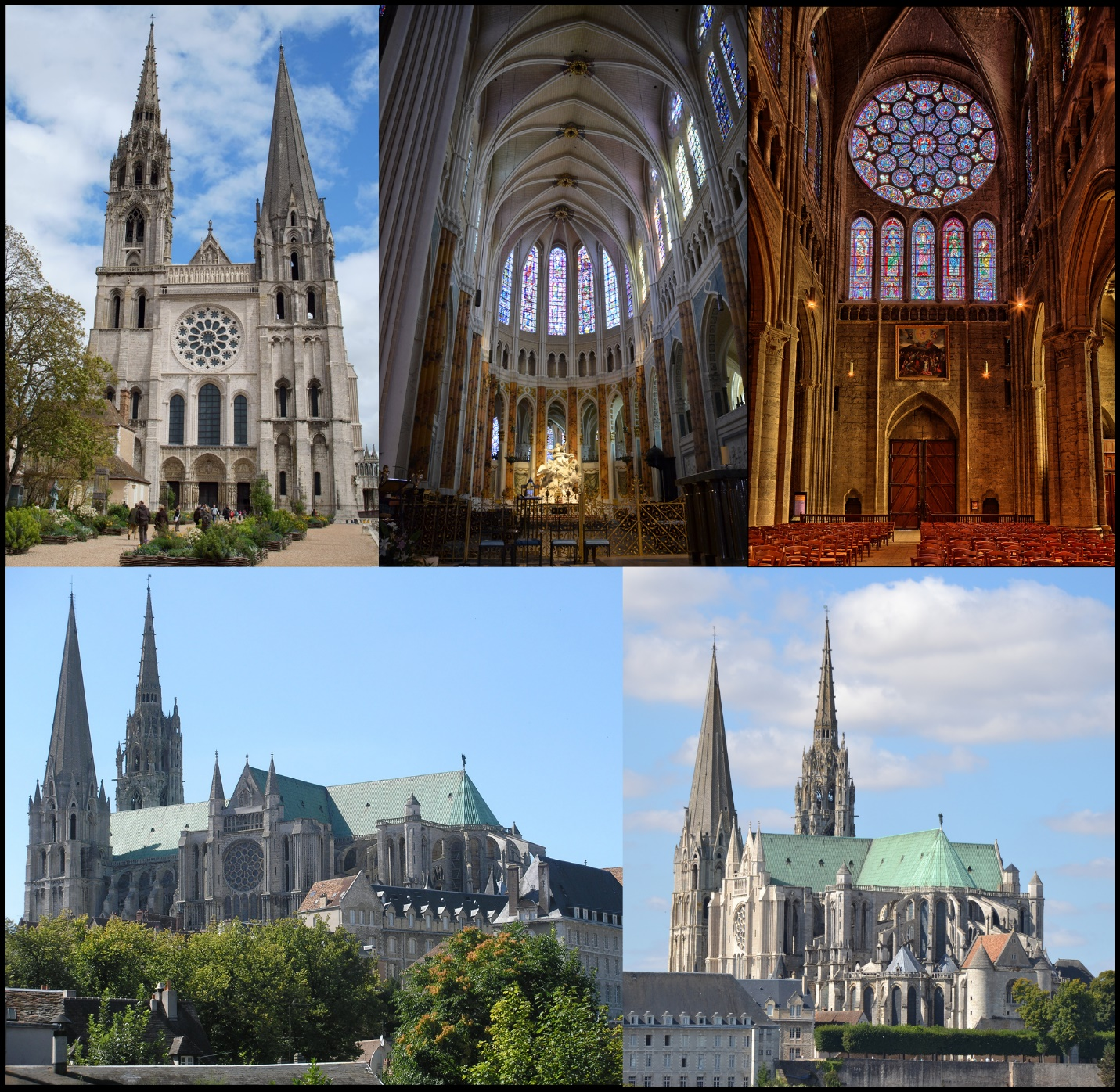 Gothic Cathedral Architecture | TOTA (BETA)
