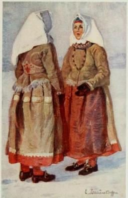 Traditional Irish Clothing | TOTA (BETA)