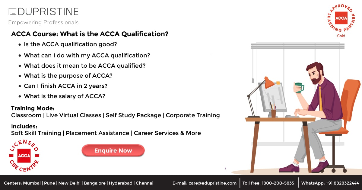 What is the ACCA Qualification and Why is it Beneficial?