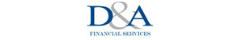 D&A Financial services Logo