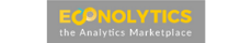 ECONOLYTICS (The Analytics Marketplace)  Logo