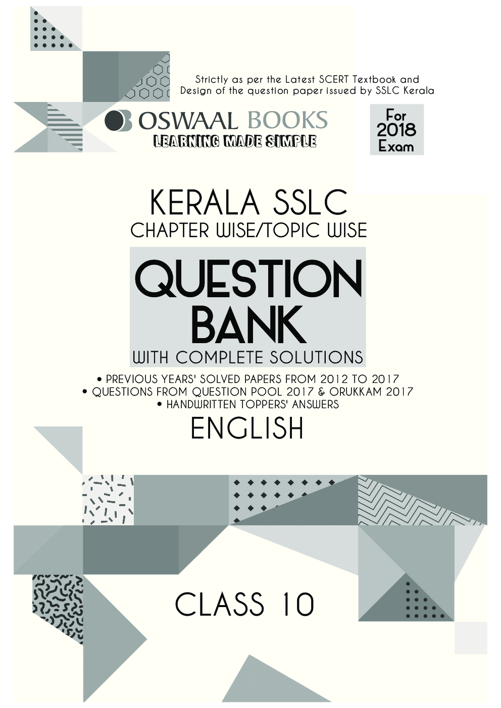 Oswaal kerala sslc chapterwise topicwise question bank for class oswaal kerala sslc chapterwise topicwise question bank for class x english march 2018 exam by panel of experts fandeluxe Image collections