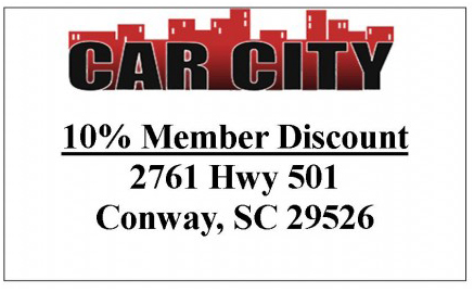Car City Conway >> Car City Conway Chamber Of Commerce