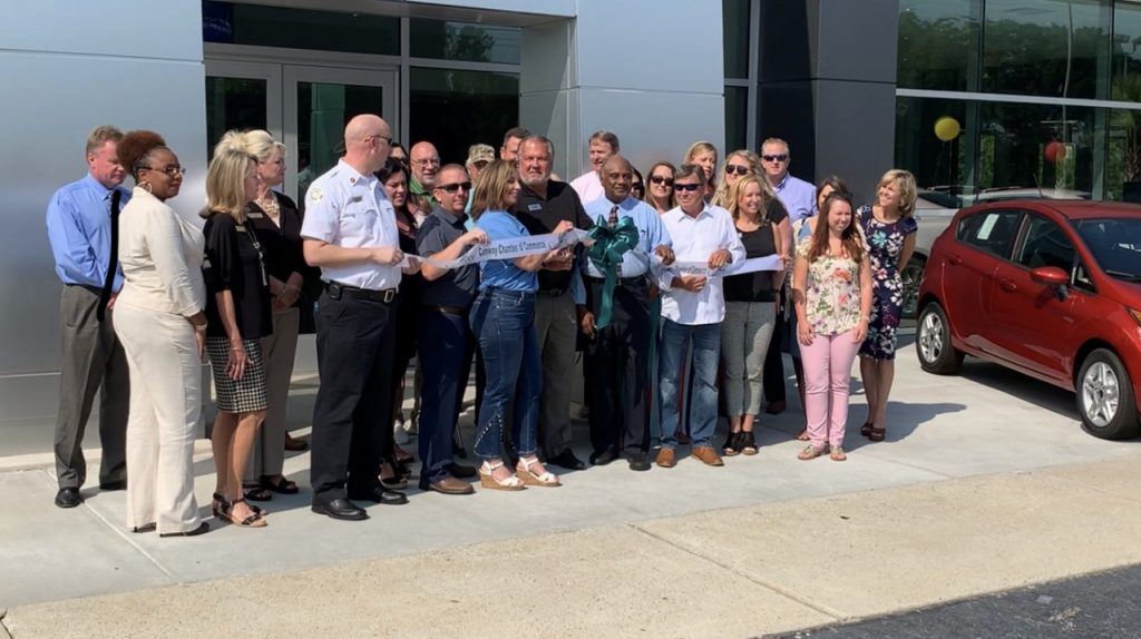 Conway Ford- Grand Re-Opening | Conway Chamber of Commerce
