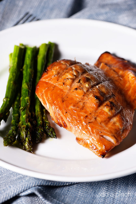 Orange Salmon Recipe