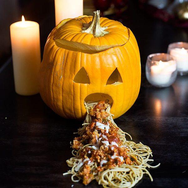 Hide-Your-Veggies Spaghetti Sauce