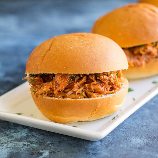 Magic Slow Cooker Pulled Pork