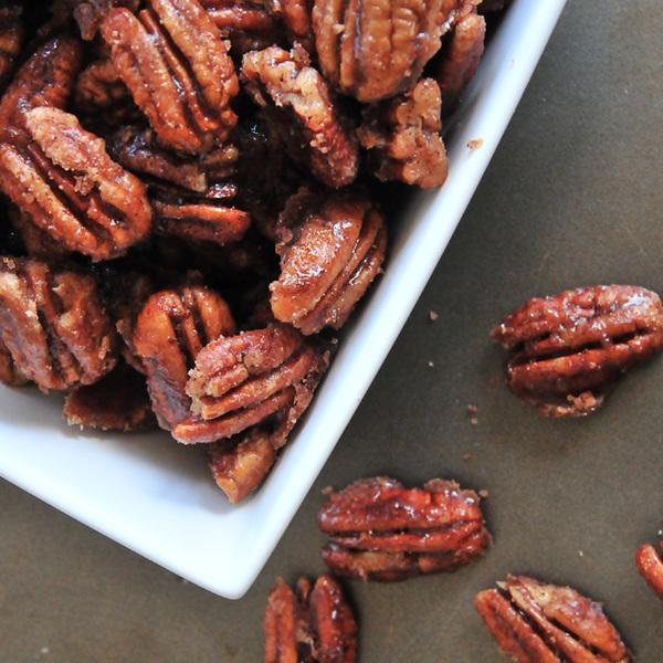 Cinnamon Pecans Recipe