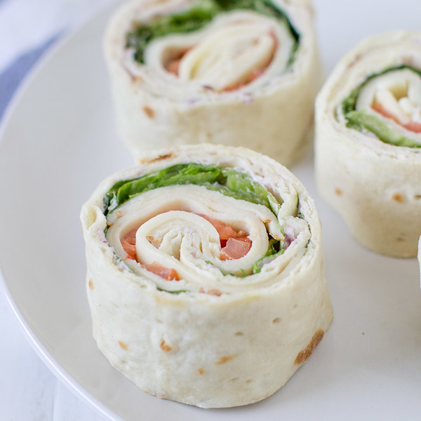 Turkey Roll Ups (Costco Copycat)