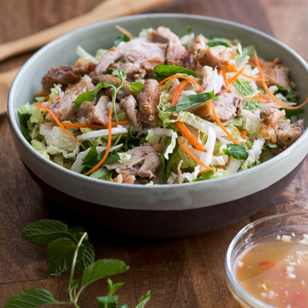 Fresh & Vibrant Vietnamese Chicken Salad