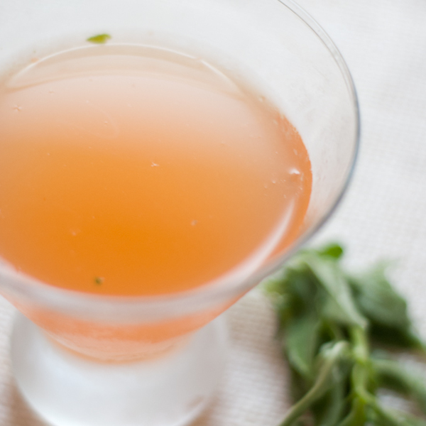 Beautiful Red Bell Cocktail