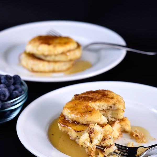 Buttermilk Biscuit French Toast Recipe