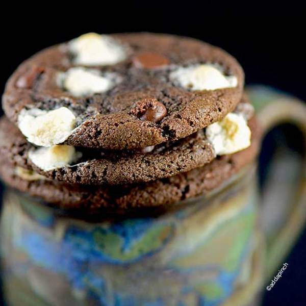 Mexican Hot Chocolate Cookies Recipe