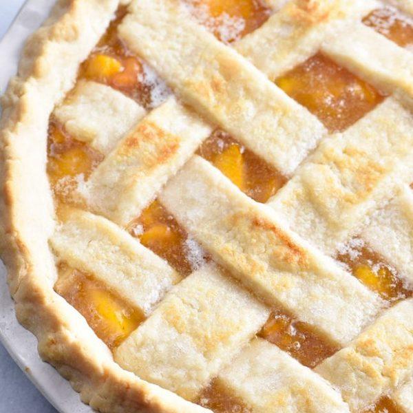 Classic Peach Pie Recipe