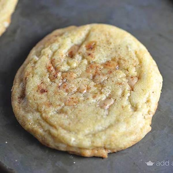 Toffee Apple Pie Cookies Recipe