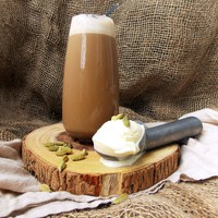 Iced Cardamom Coffee