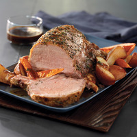 Pork Roast and the Good and Good for You Challenge