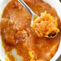 Bruleed Sweet Potatoes Recipe