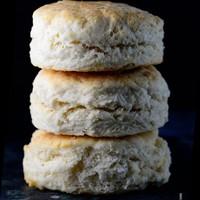 Two Ingredient Cream Biscuit Recipe