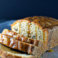 Salted Caramel Zucchini Bread Recipe