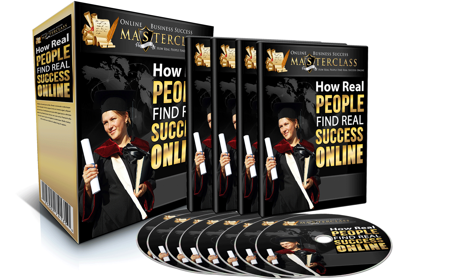 Online Business Success Masterclass