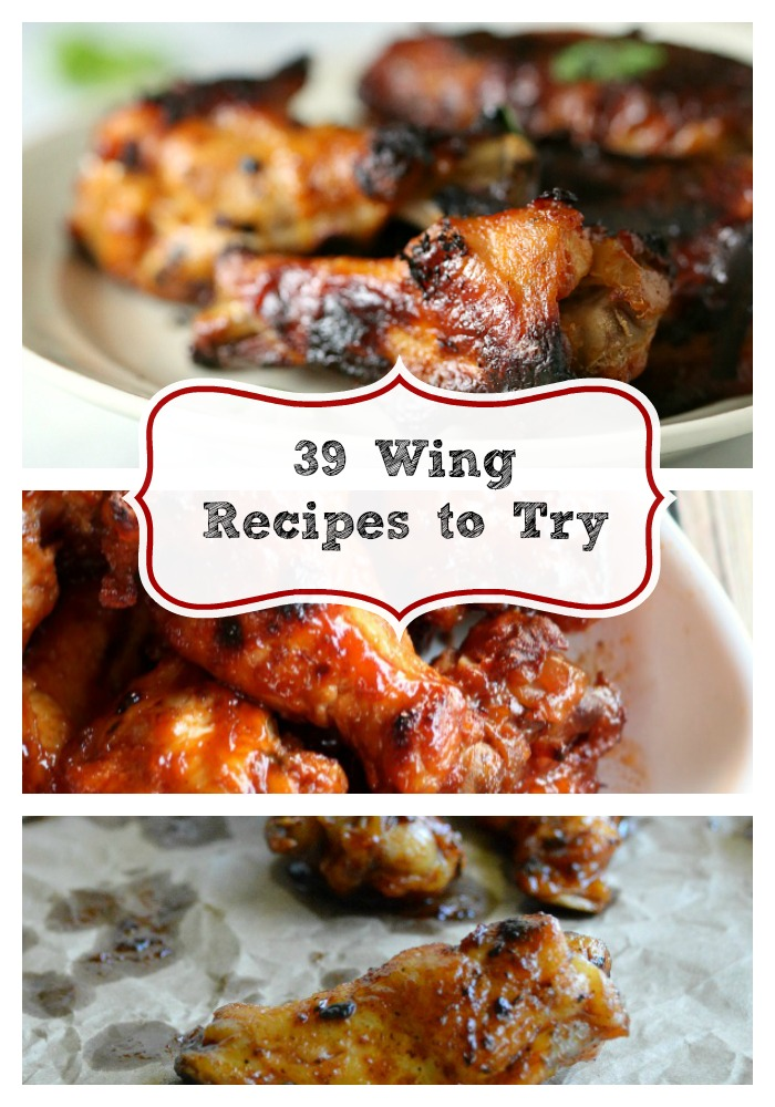 39 Wing Recipes to try from CopyKat.com