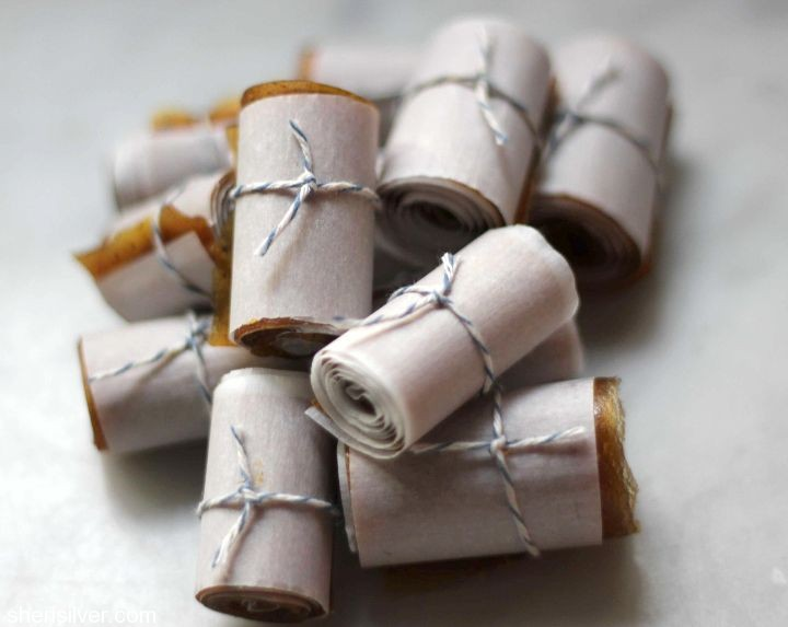 Apple Pumpkin Fruit Roll Ups recipe