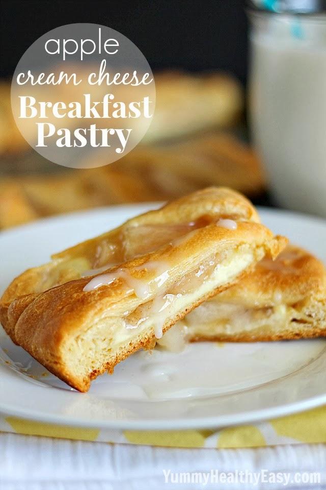Apple Breakfast Pastry Recipe