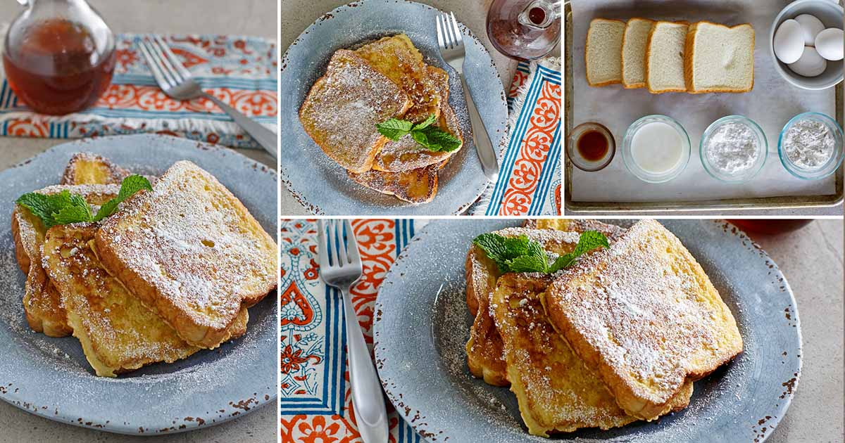 Make Denny's French Toast just like Denny's does with this copycat recipe.