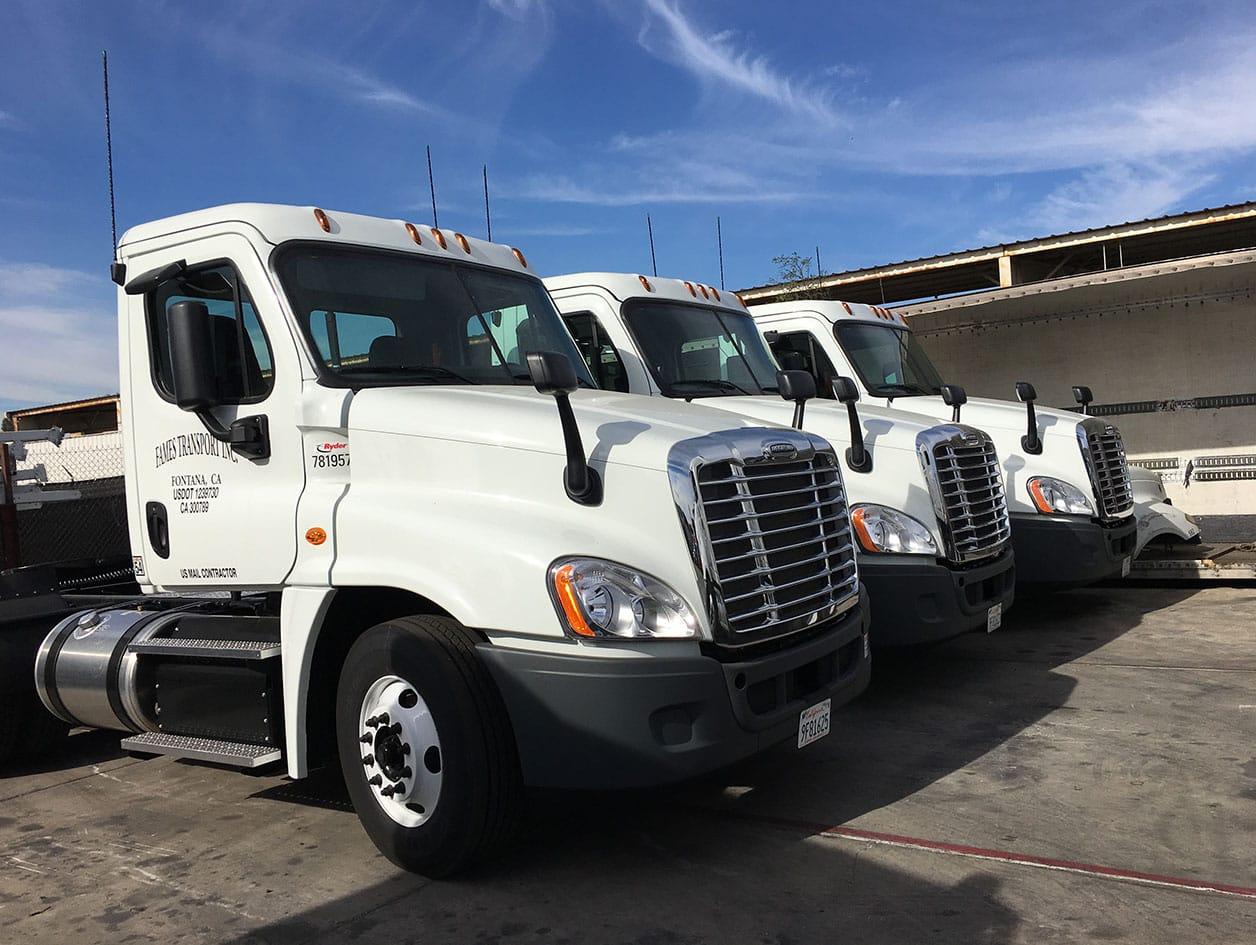 Fames trucks
