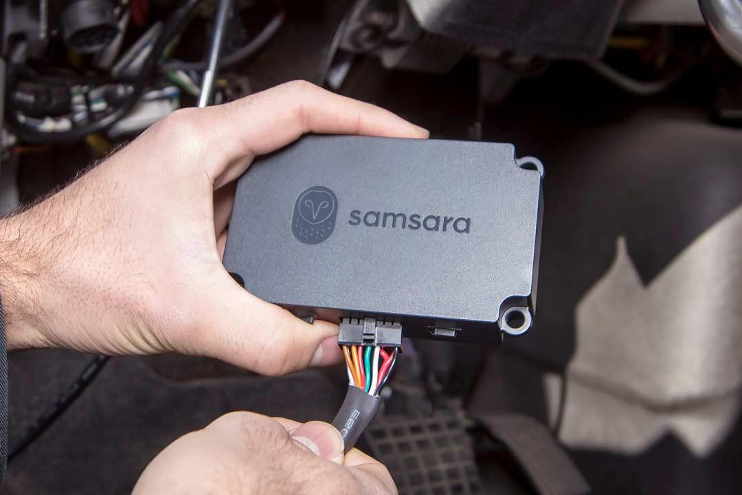 Samsara Gps Fleet Tracking