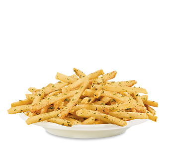 Parmesan Cheese 'n Herbs Seasoned Fries