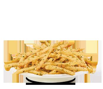 Parmesan Cheese 'n Herbs Seasoned Fries