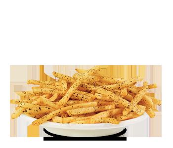 Sea Salt 'n Cracked Pepper Seasoned Fries