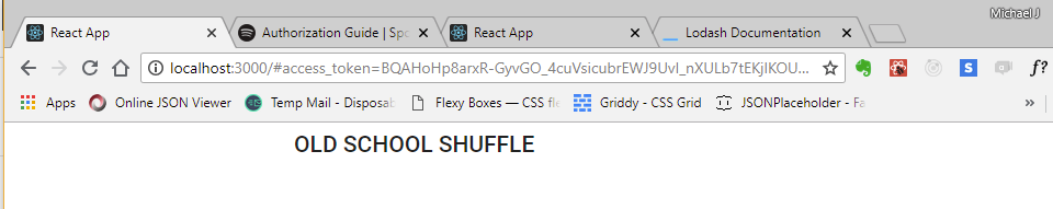 Build a React Shuffle Blog using the Spotify API | Cosmic JS