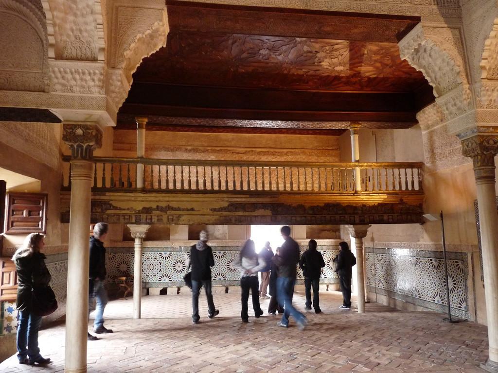 The Alhambra Art History I