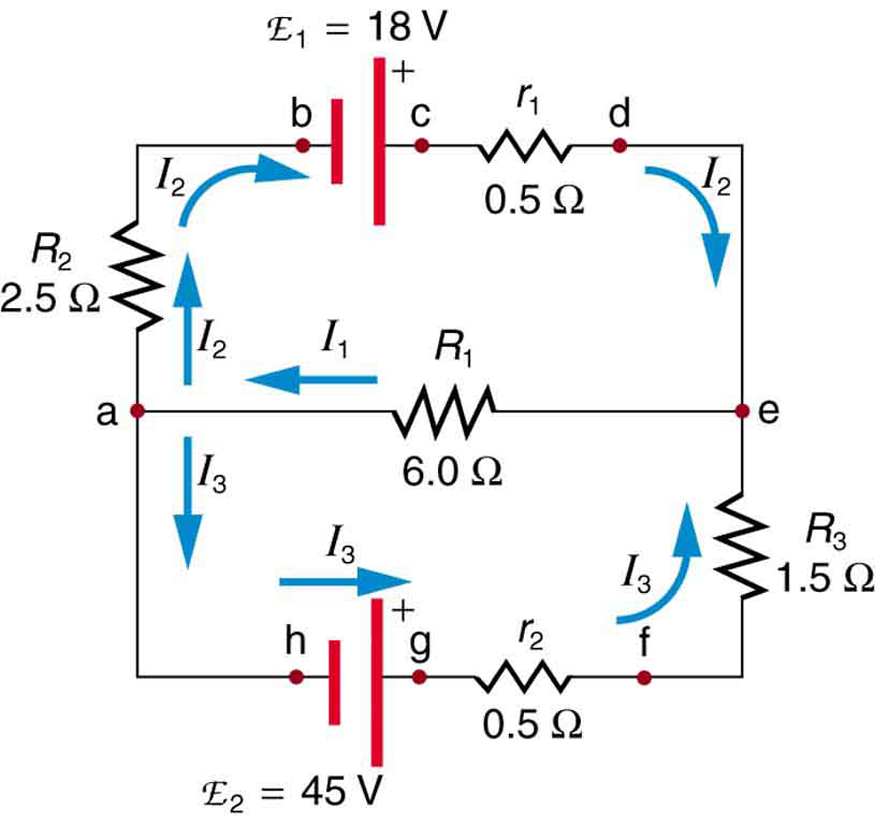 how to solve complex circuits