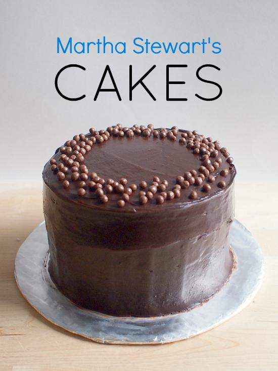 Martha Stewart Chocolate Chip Bundt Cake