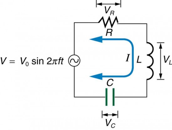 how to find the voltage in a series circuit