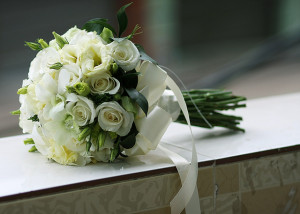 wedding boquet