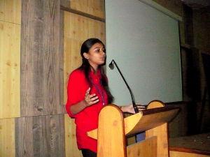 Speaker at Wiki Conference 2011