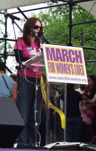 Julianne Moore speaking