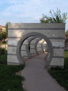 Circular arches
