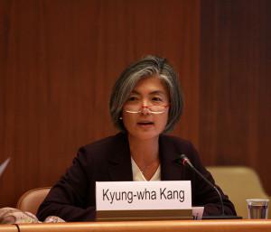 Kyung-wha Kang