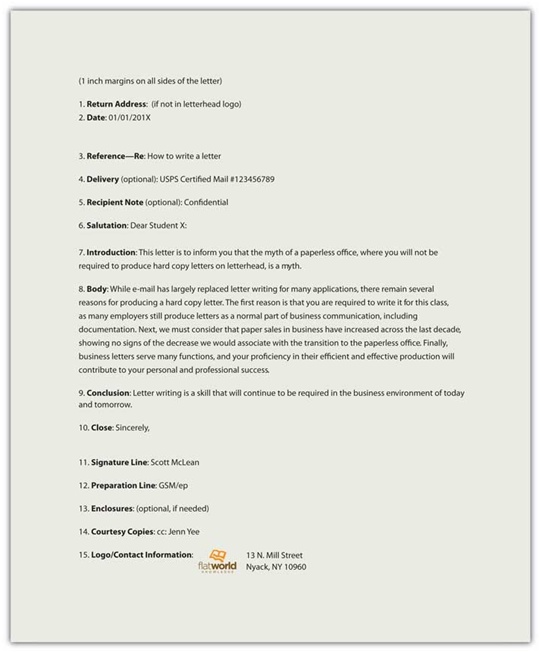 Memorandums and letters technical writing letter spiritdancerdesigns Image collections