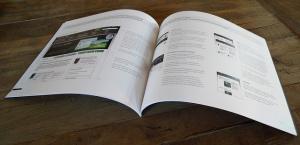 Open Report Leaflet
