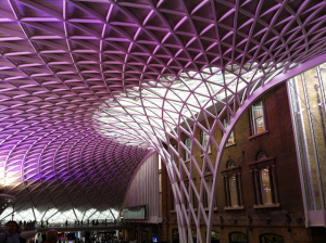 Kings Cross Station Architecture