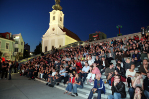 Outdoor Audience