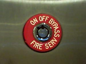 Fire Service Elevator Bypass.